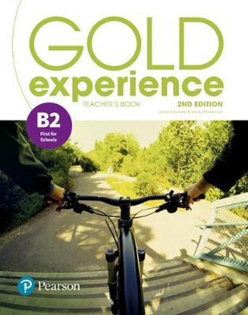 Gold Experience B2 Teacher's Book with Presentation Tool & Online Practice Pack