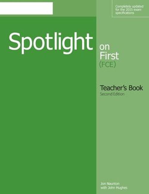 Spotlight on First Teachers Book