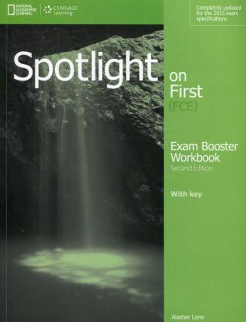 Spotlight on First Exam Booster Workbook