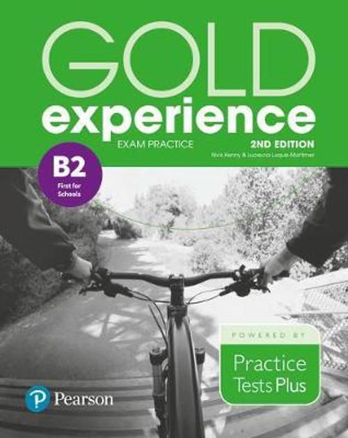 Gold Experience B2 Exam Practice