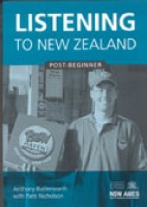 Listening to New Zealand: Post Beginner Student Book