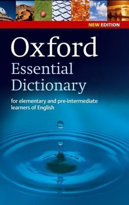 Oxford Essential Dictionary, 2012 Edition