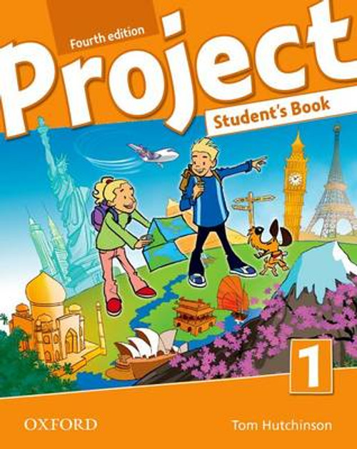 Project 1 Student Book