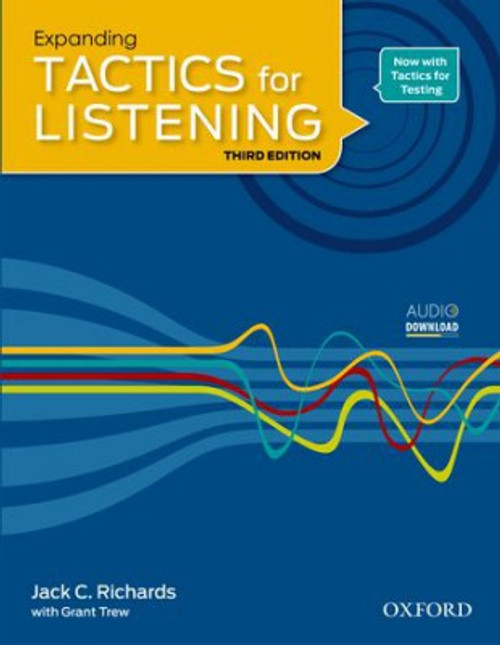 Tactics for Listening 3 Student Book