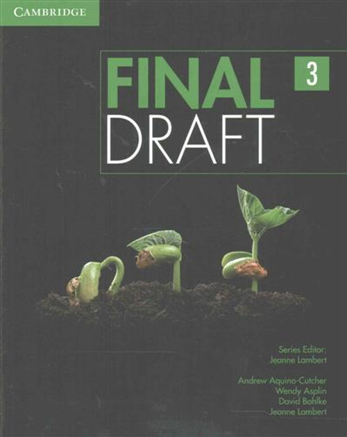 Final Draft Level 3 Student's Book