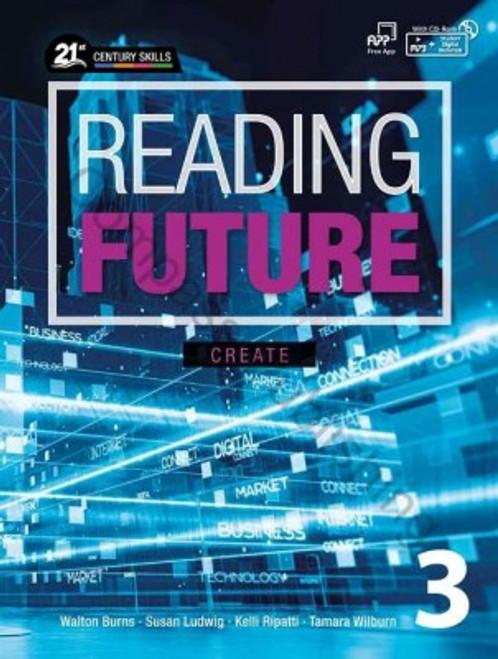 Reading Future 2: Create