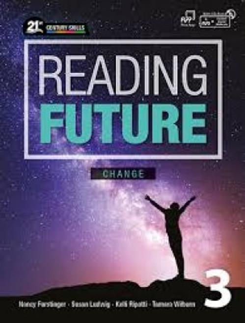 Reading Future 3: Change