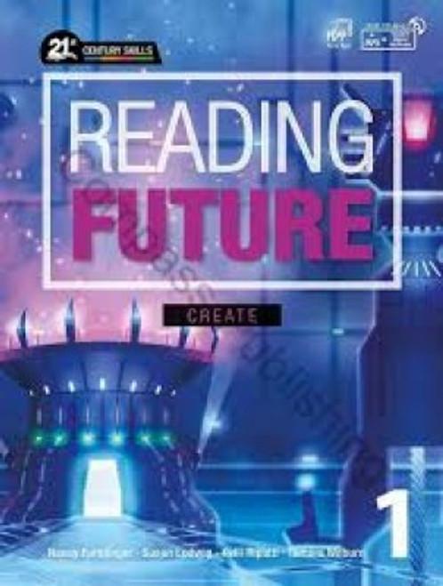 Reading Future 1: Create