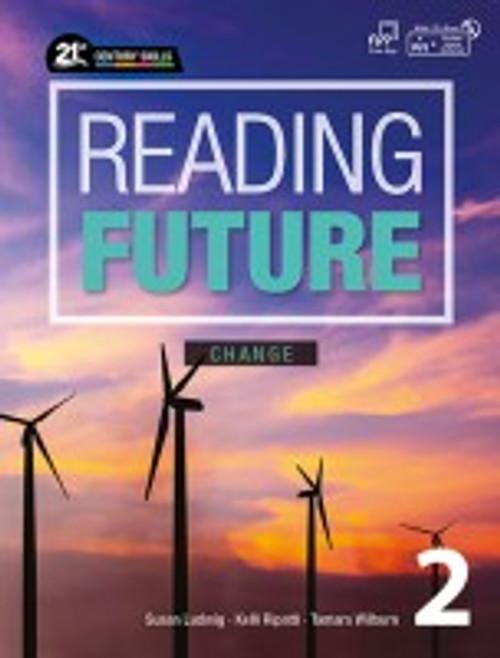 Reading Future 2: Change