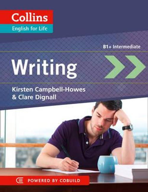 Collins English for Life: Writing (B1+)