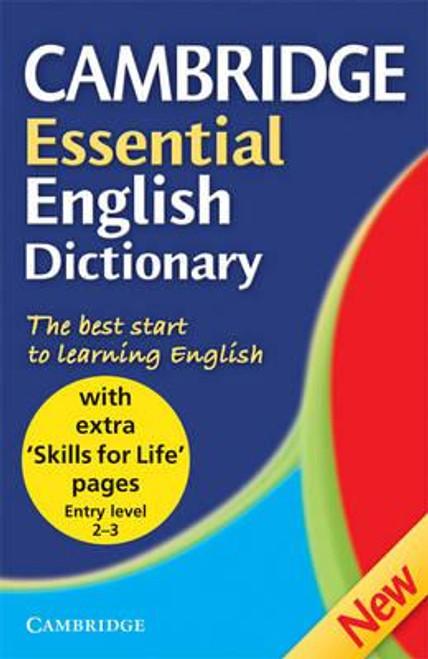Cambridge Essential English Dictionary, Skills for Life