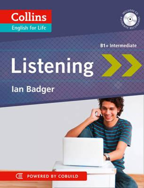 Collins English for Life: Listening (B1+)