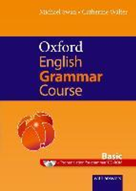 Oxford English Grammar Course: Basic with Answers