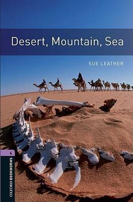 Desert, Mountain, Sea: 1400 Headwords (Level 4)
