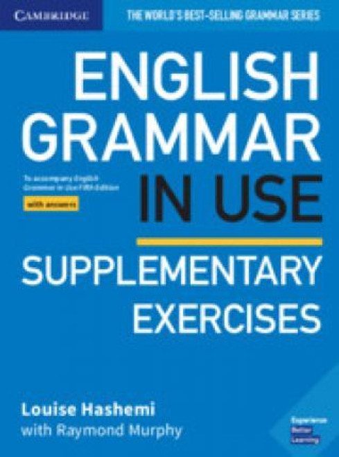 English Grammar in Use Supplementary Exercises Book