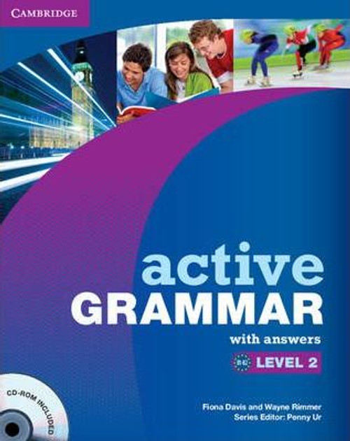 Active Grammar Level 2 with Key