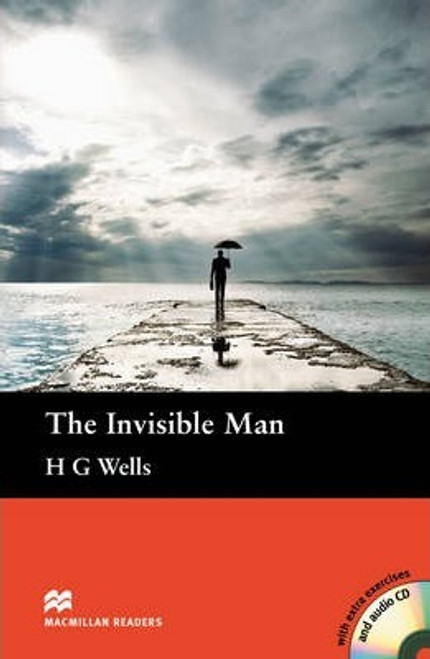 The Invisible Man with Audio CD (Level 4)