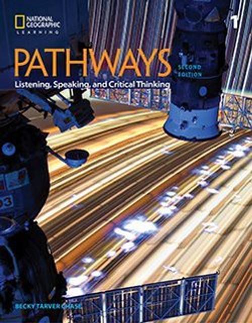 (Bundle) Pathways: Listening, Speaking, and Critical Thinking 1 + Online Workbook (1-year access)