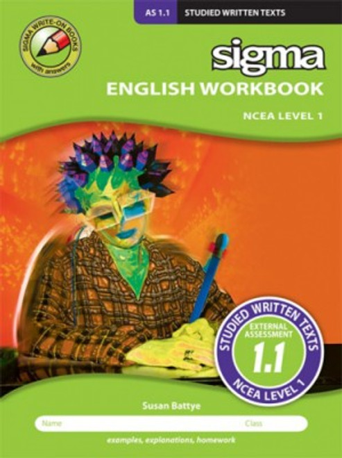 EWB AS 1.1 Studied Written Texts Workbook