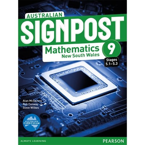 Australian Signpost Mathematics Textbook New South Wales