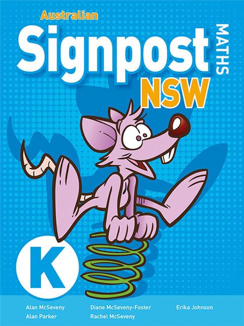 Australian Signpost Maths NSW K Student Activity Book (2e)