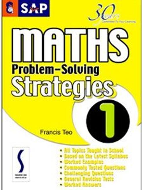 SAP Ed  Maths Problem-Solving Strategies Book 1