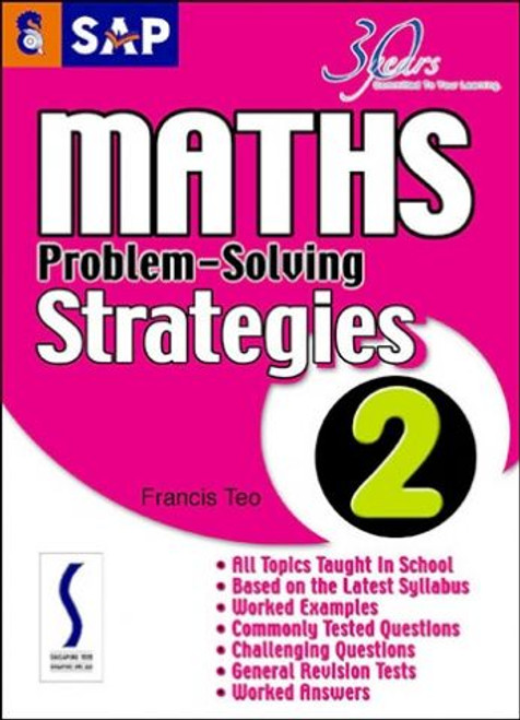 SAP Maths Problem-Solving Strategies Book 2