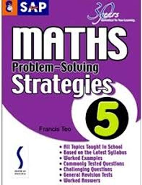 SAP Maths Problem-Solving Strategies Book 5