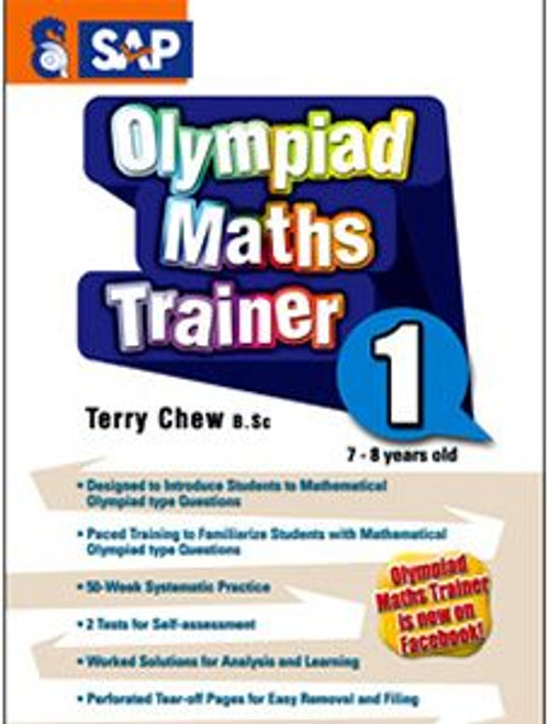 SAP Olympiad Maths Trainer 1