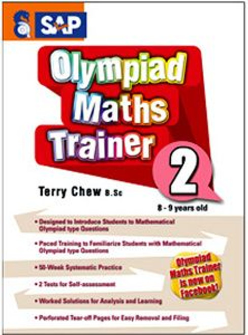 SAP Olympiad Maths Trainer 2