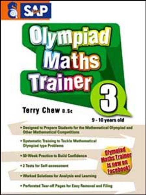 SAP Olympiad Maths Trainer 3