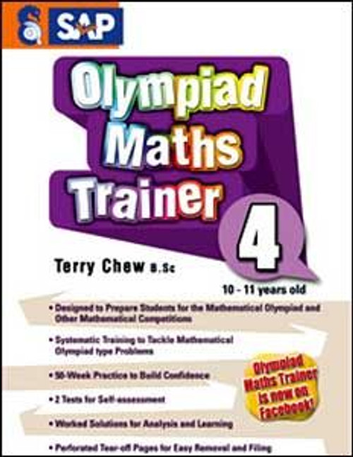 SAP Olympiad Maths Trainer 4