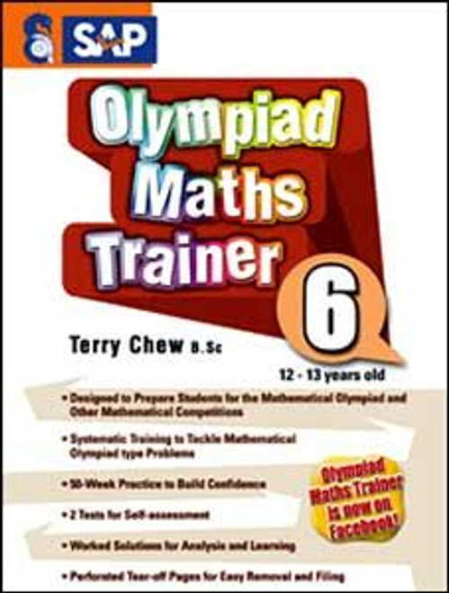 SAP Olympiad Maths Trainer 6