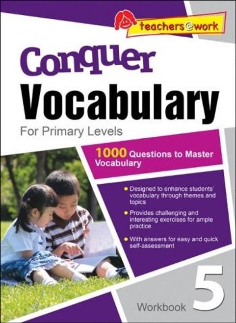 Conquer Vocabulary  Book 5