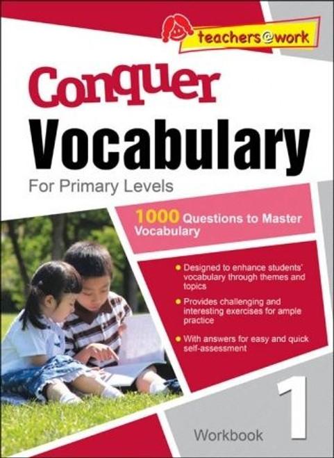 Conquer Vocabulary Book 1