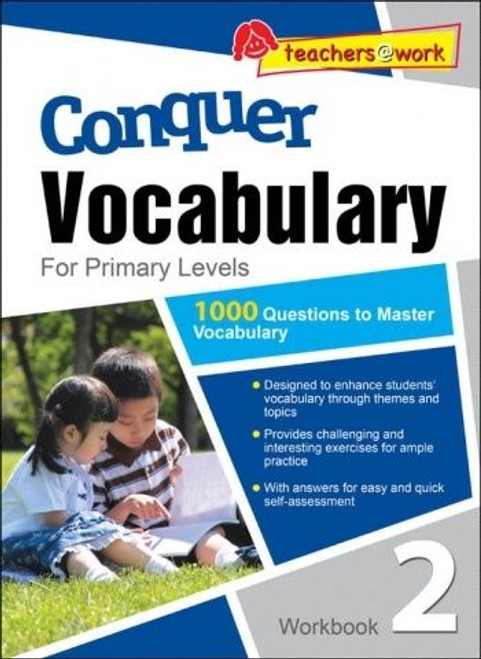 Conquer Vocabulary Book 2
