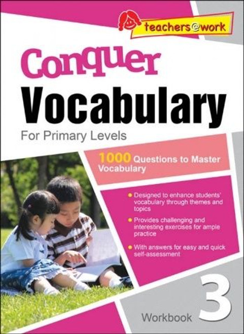 Conquer Vocabulary Book 3