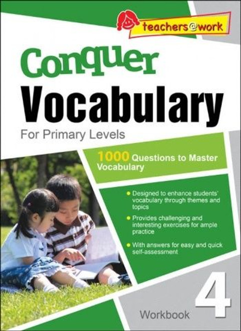 Conquer Vocabulary Book 4