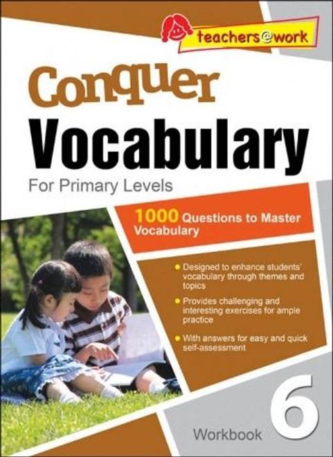 Conquer Vocabulary Book 6
