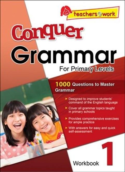 Conquer Grammar Book 1