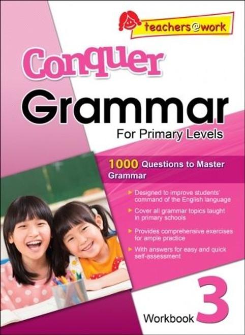 Conquer Grammar Book 3