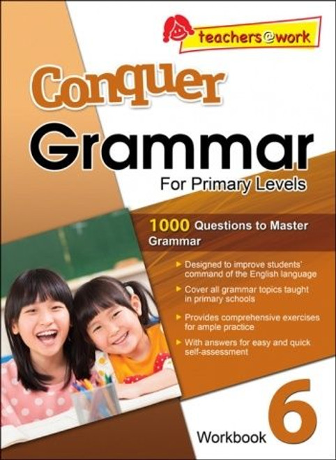 Conquer Grammar Book 6