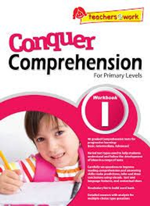 Conquer Comprehension Book 1