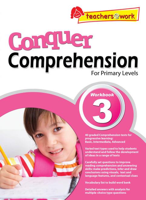 Conquer Comprehension Book 3