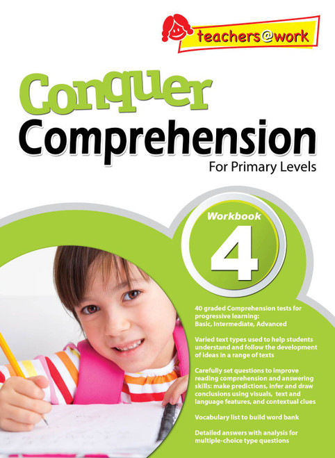Conquer Comprehension Book 4