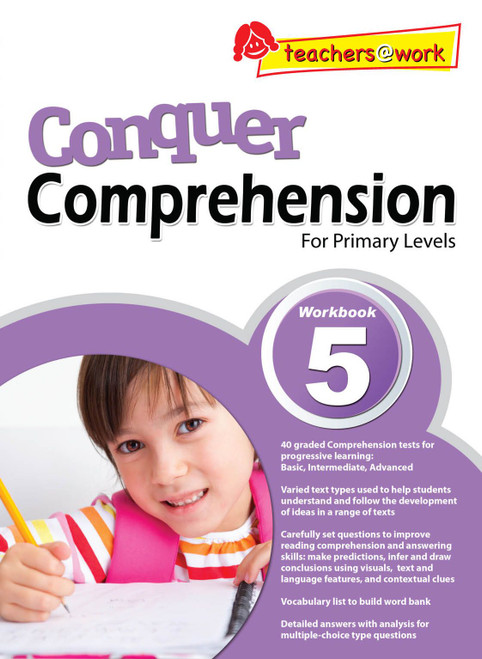 Conquer Comprehension Book 5
