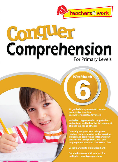 Conquer Comprehension Book 6