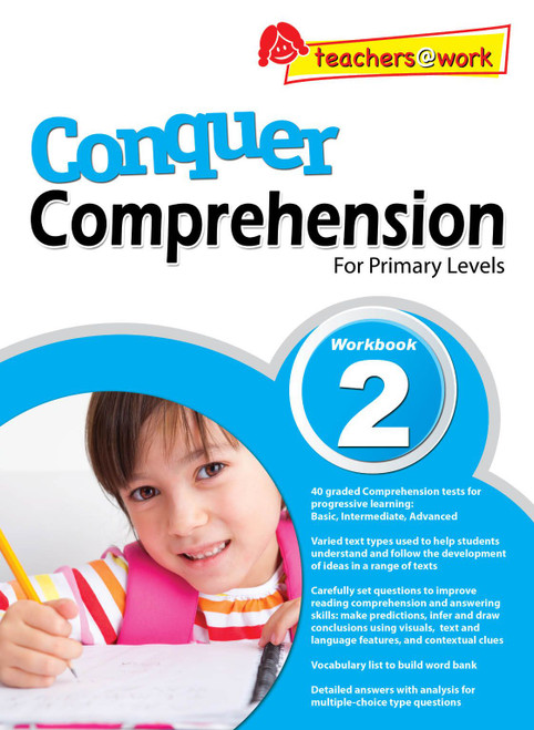 Conquer Comprehension Book 2
