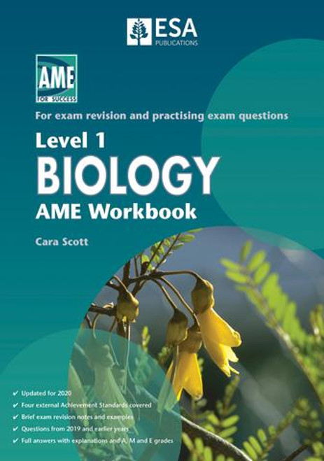Level 1 Biology AME Workbook ( 2020)