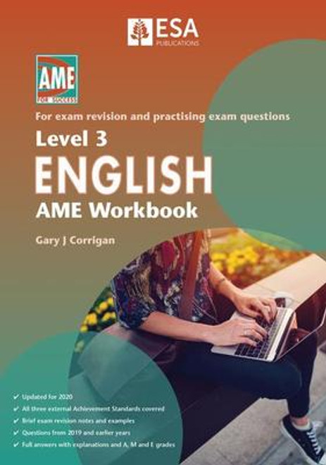 LEVEL 3 ENGLISH AME WORKBOOK 2020